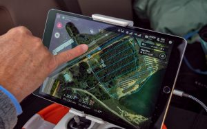 November 2019 drone mapping at Red Hill Cemetery