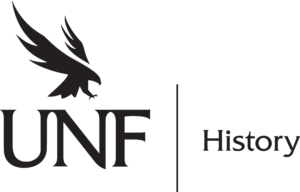 UNF Department of History logo